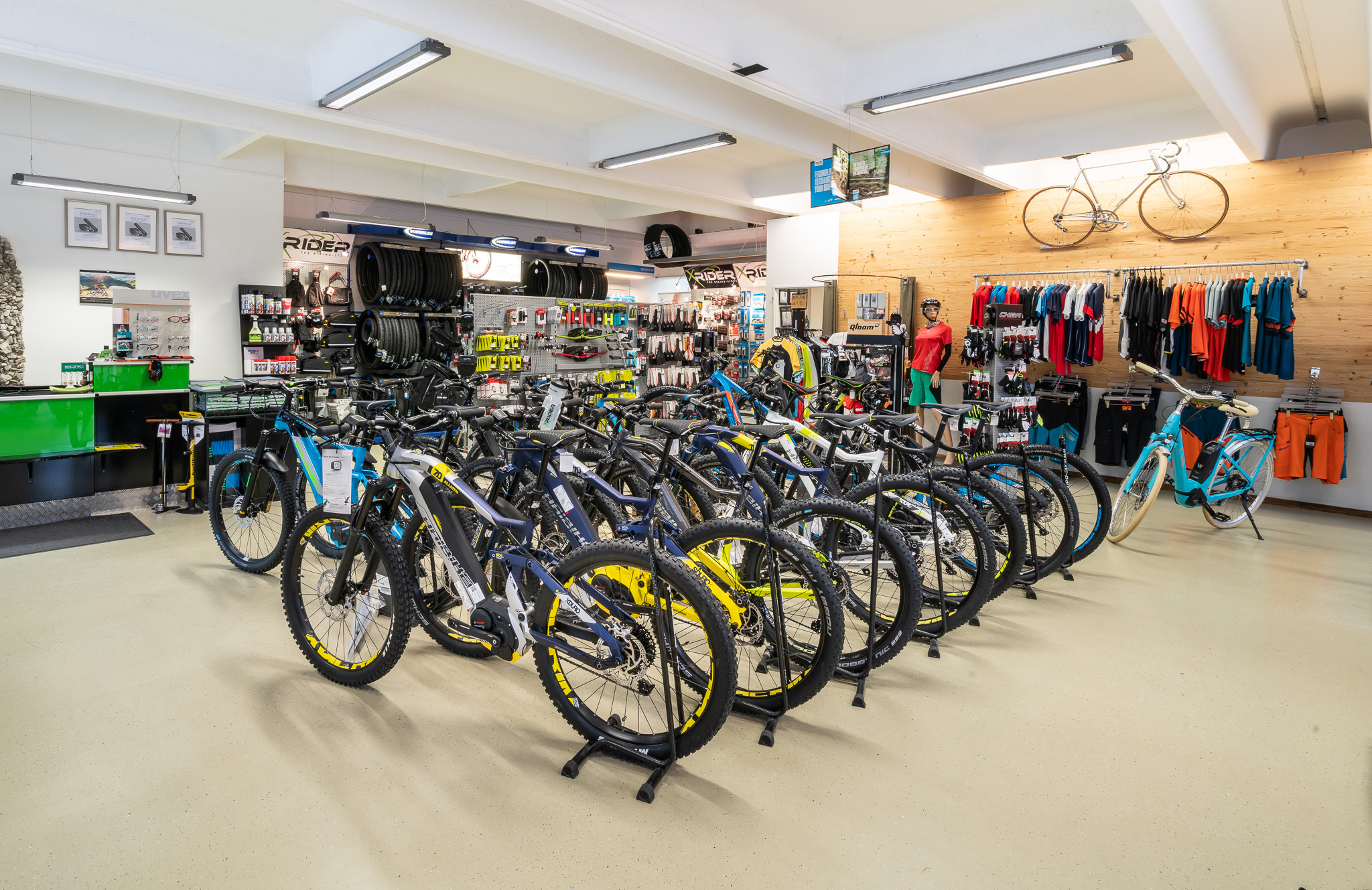 X Rider – Ihr Bike Experte im Tiroler Unterland